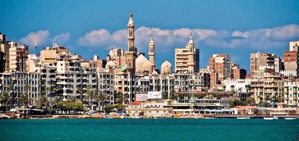 Посещение Каира и Александрии из Хургады