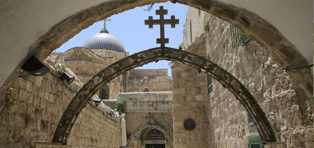 Посещение Иерусалима из Хургады