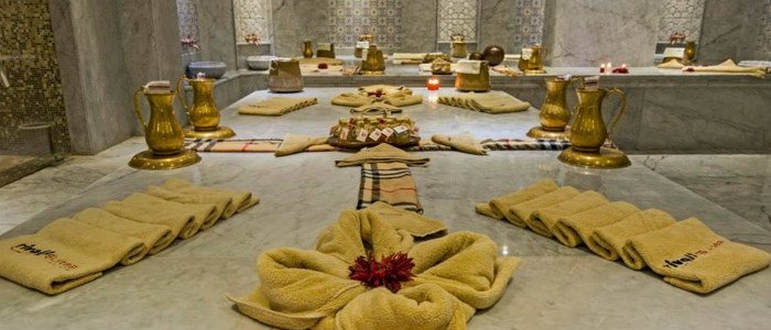 SPA in Hurghada from any hotel