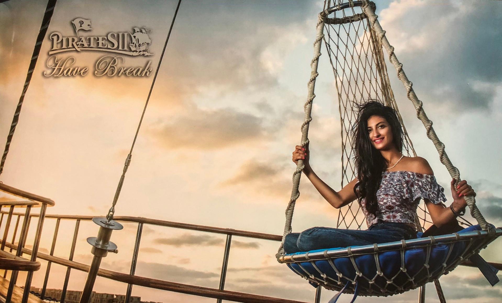 Путешествие на пиратском корабле из Хургады
