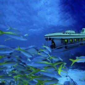 Подводная лодка Синдбад в Хургаде