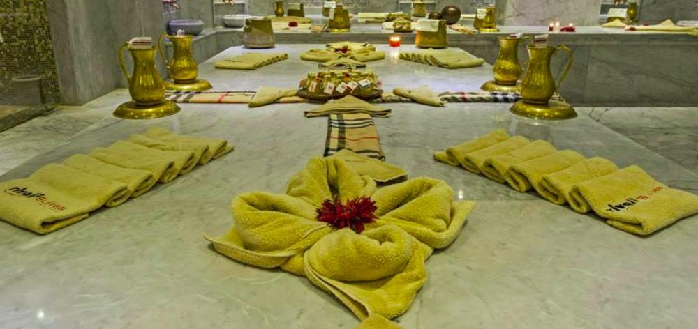 Турецкая баня в Хургаде