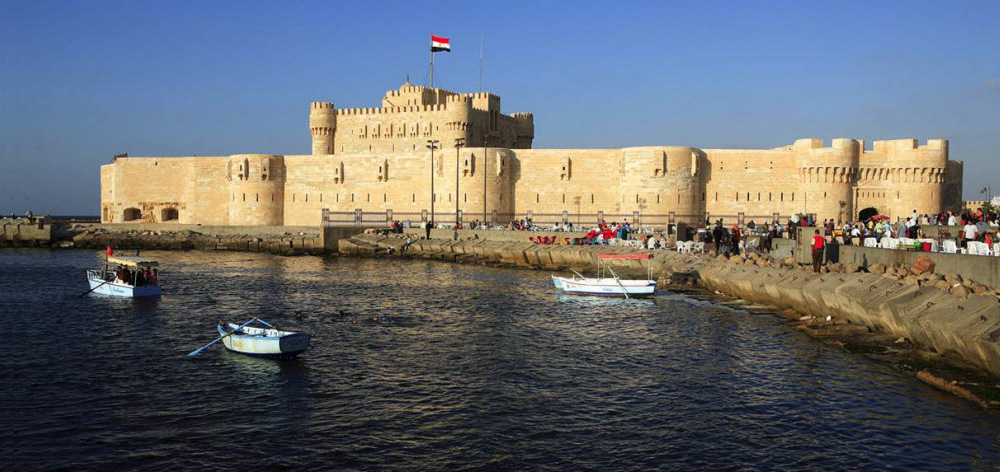 Поездка в Александрию из Хургады