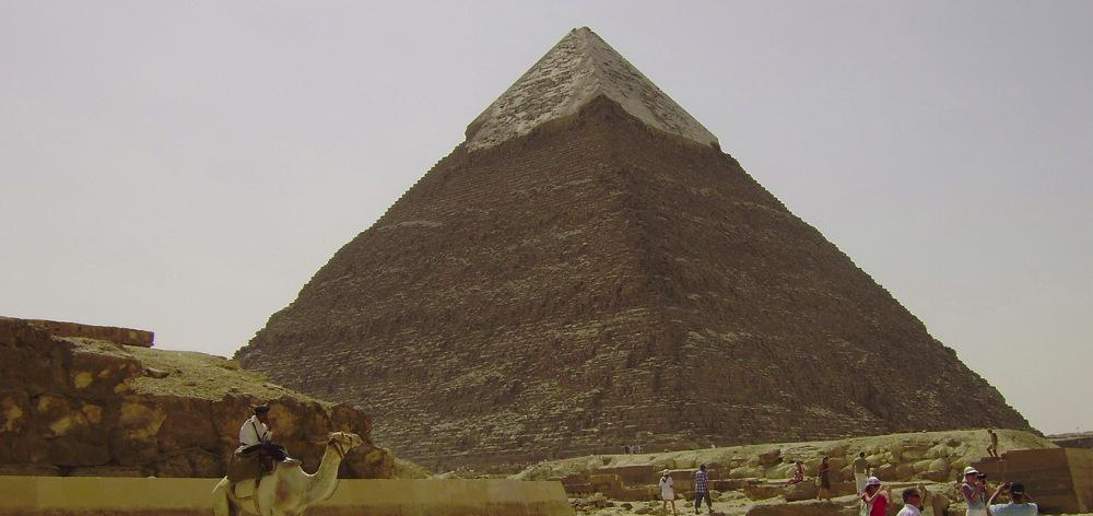 Поездка в Каир из Хургады на один день