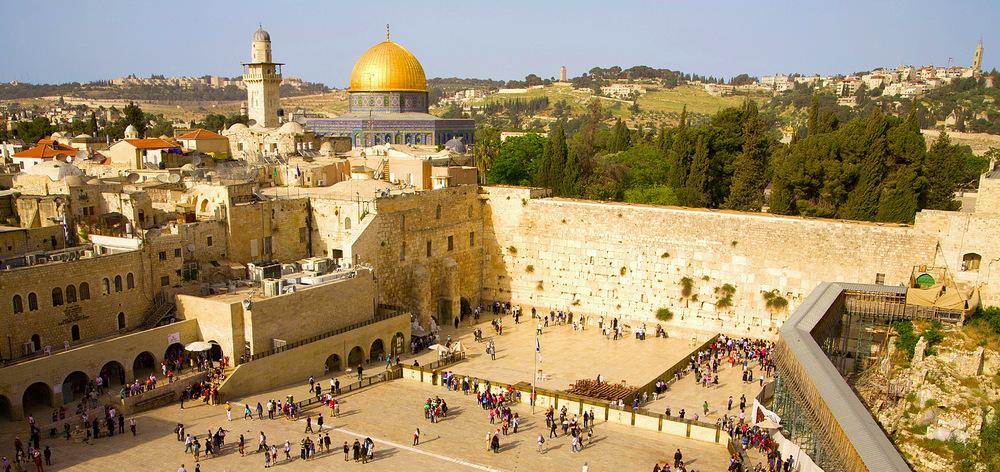 В Иерусалим из Хургады на один день