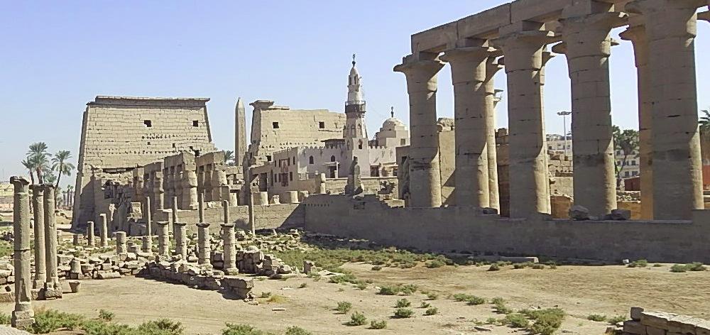 Двухдневная экскурсия по Луксору из Хургады