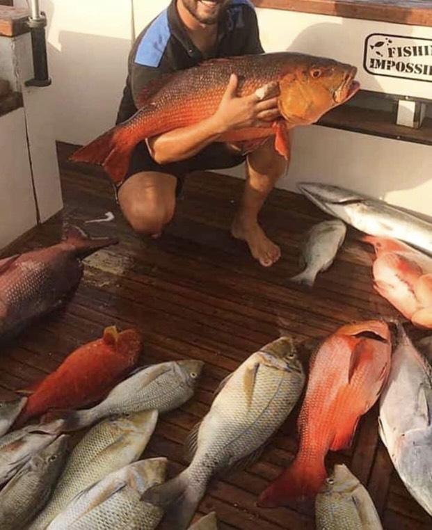 Рыбалка в Хургаде