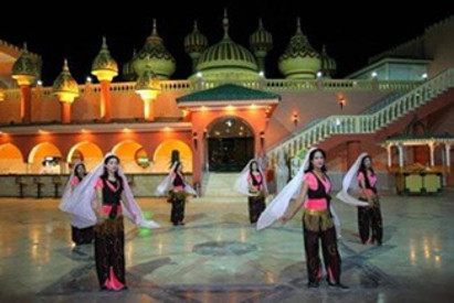 Шоу 1001 ночь в Хургаде