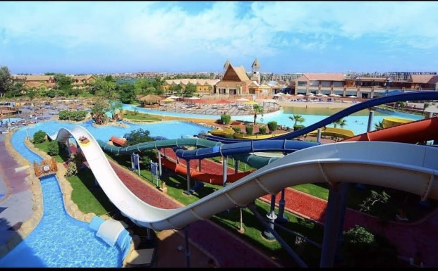 Посещение Jungle Aqua Park из любого отеля Хургады