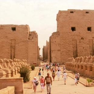 Экскурсия в Луксора из Хургады 1 день