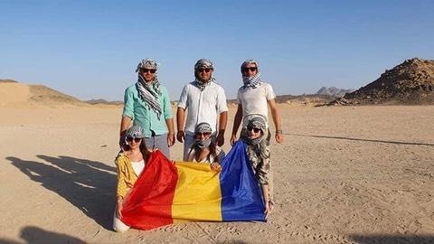 Сафари Сахара из Хургады
