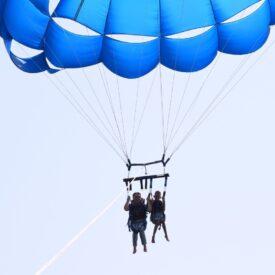 Катание на парашюте в Хургаде