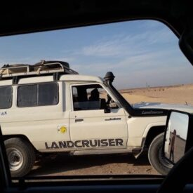 Сафари на джипах из Хургады
